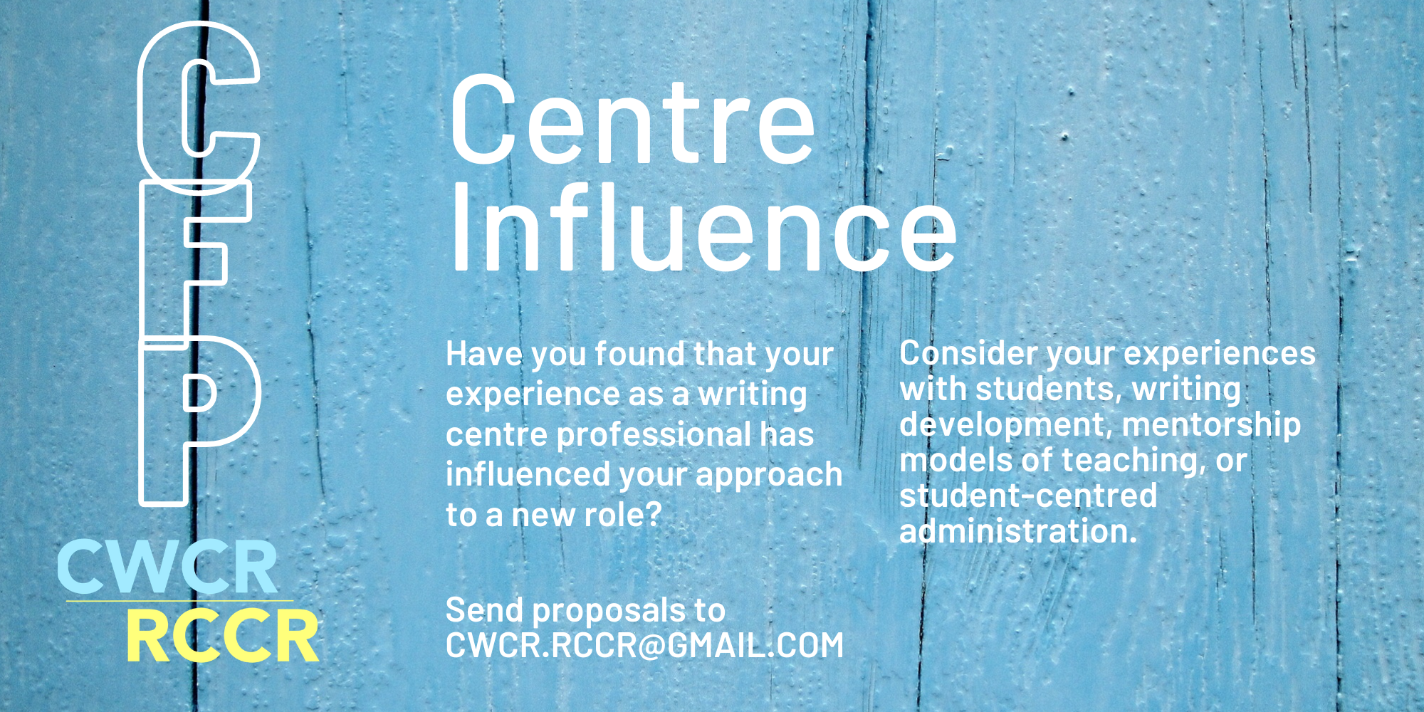 CFP Centre Influence